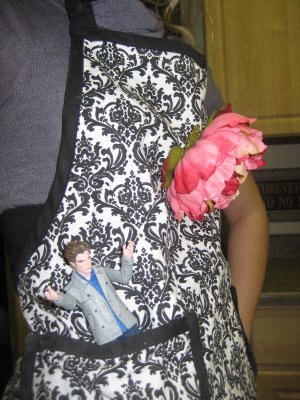 "Thanks for sharing your ""pocket Edward"" with us Lauren!"
