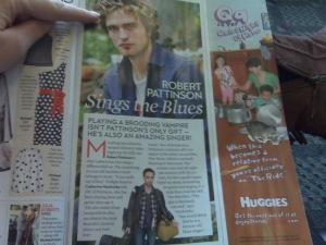 Robert Pattinson CUT HIS HAIR! ZOMG!!!!!