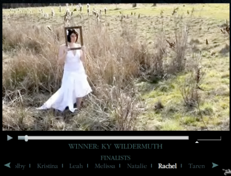 """Click the picture. DO NOT WATCH ANY OTHER VIDEOS. Scroll to the right until you find """"Rachel"""""""
