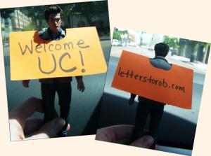 Pocket Edward welcomes UC to San Diego