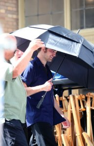 They won't see me here, under my umbrella, ella ella eh eh eh, under this umbrella!
