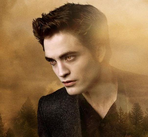 Edward Cullen, Vampire or Insurance Salesman?