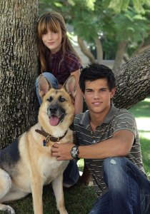 Jake, Renesmee and Quil