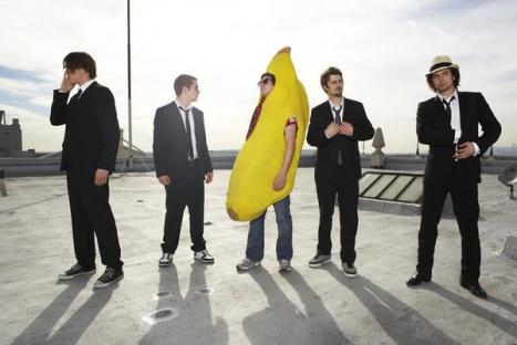 Music to wear your banana suit to