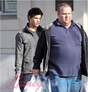 Taylor & His Dad