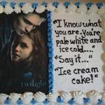 I'm sending this cake to your office today, get ready to have a lot of explaining to do!